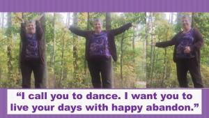 I call you to dance
